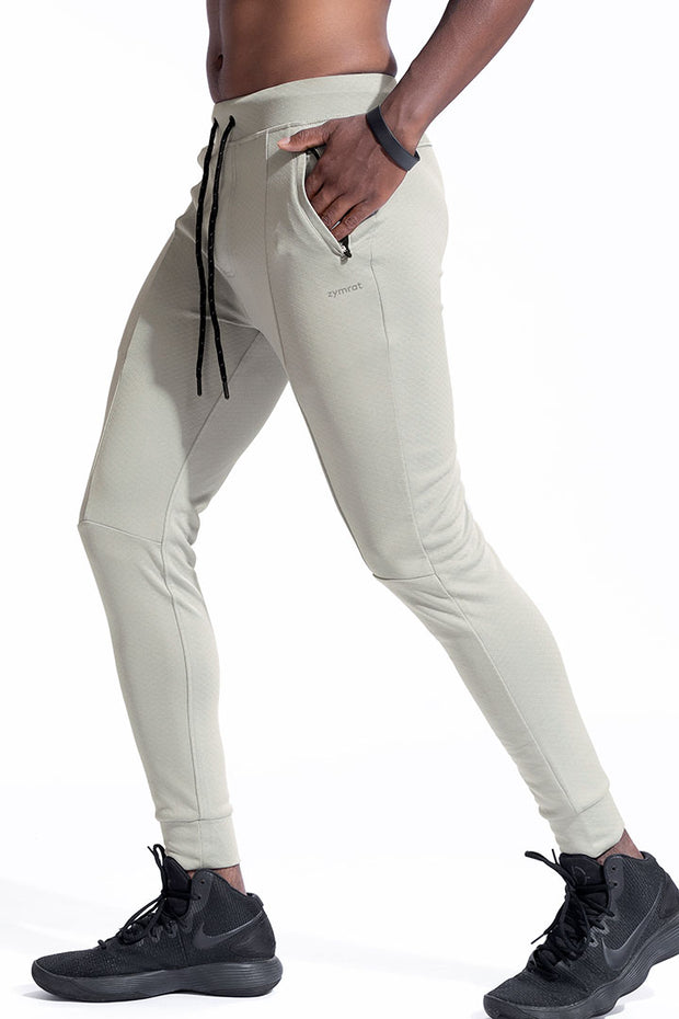 Plush Textured Athletic Fit Joggers