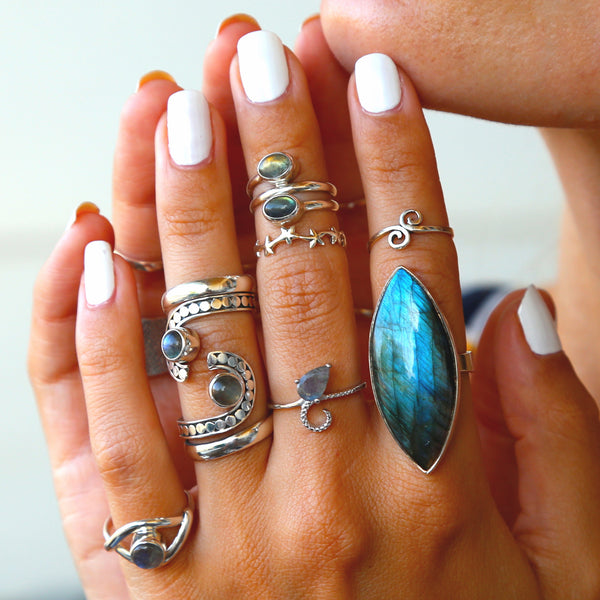 Labradorite Jewelry: The Aurora Borealis that You Can Wear