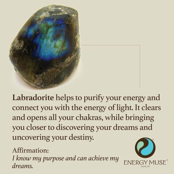 Labradorite: A Birthstone for All