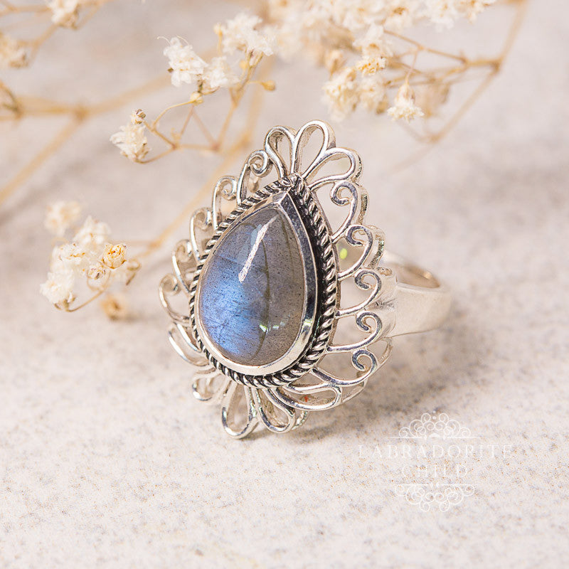 Labradorite Ring - One Wish