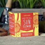 Grow Your Own Giant Sunflower Plant Kit