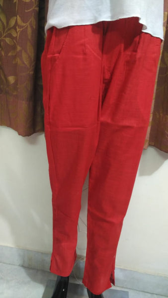 WOMEN'S STYLISH COTTON LINEN PANTS FOR ALL OCCASIONS AND ALL SEASON