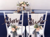 Dusty blue & navy theme solemnization package