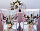 Blush & gold theme solemnization package