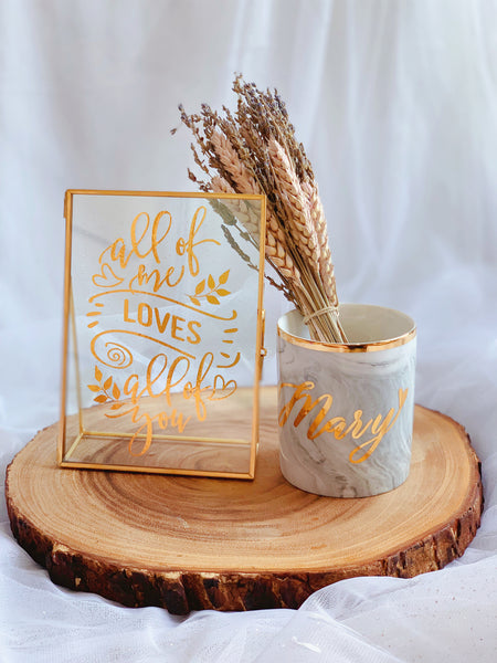 Home decor gift set 1