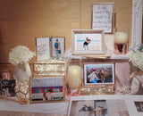 Rose gold photo frames 2