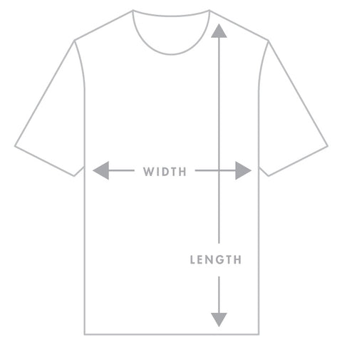 Ladies Tee Sizing