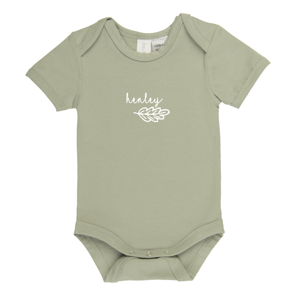 Leaf | Personalised Bodysuit