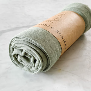 Mint | Muslin Swaddle