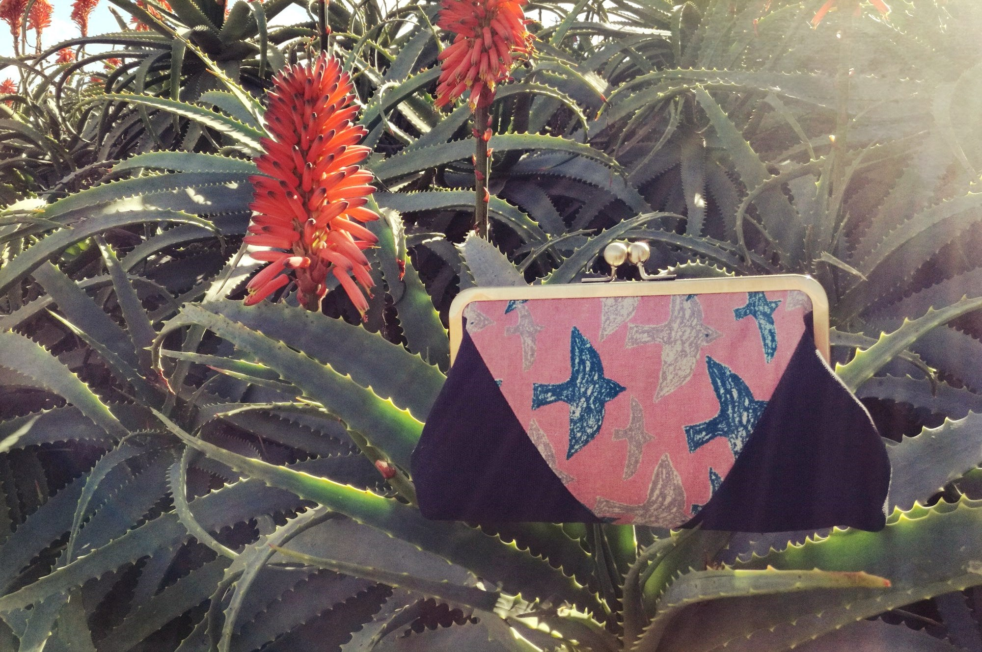 Songbird Clutch and Gift for Bird Lovers | PINKOASIS