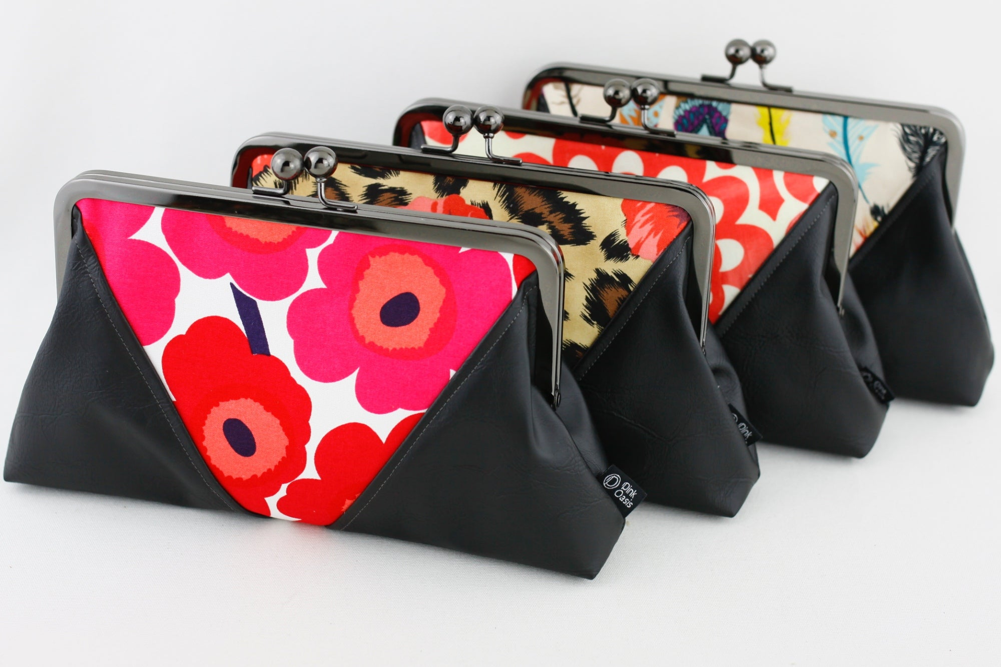 Christine Floral Clutches Handmade in Australia | PINKOASIS