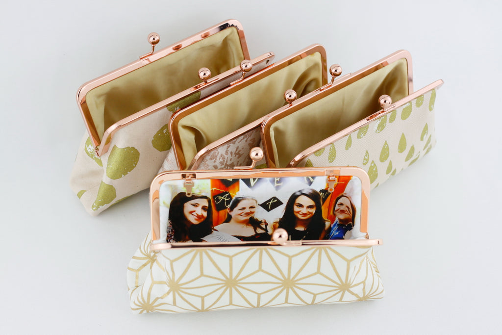 Personalised Photo Clutches | PINKOASIS