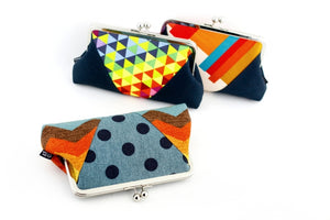 Mix and Match Boho Kisslock Clutches | PINKOASIS