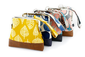Retro Stylish Wristlet Purses Handmade Gifts for Her | PINKOASIS