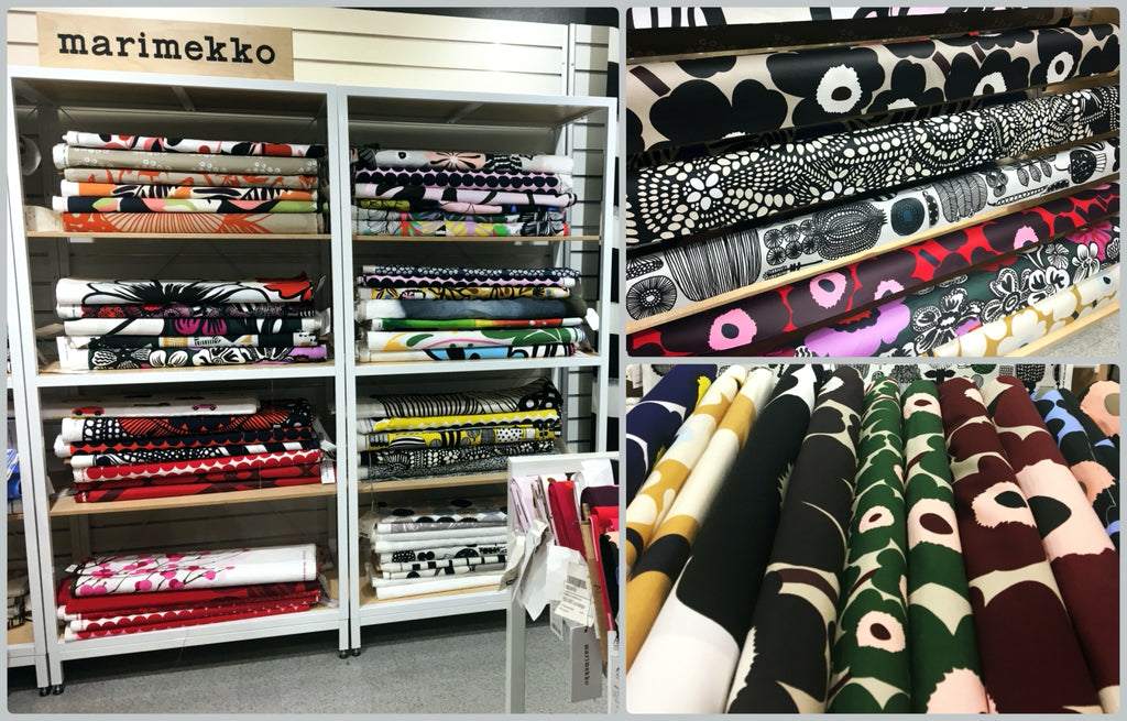 Visiting Marimekko Outlet Helsinki Finland for Bag Designs | PINKOASIS