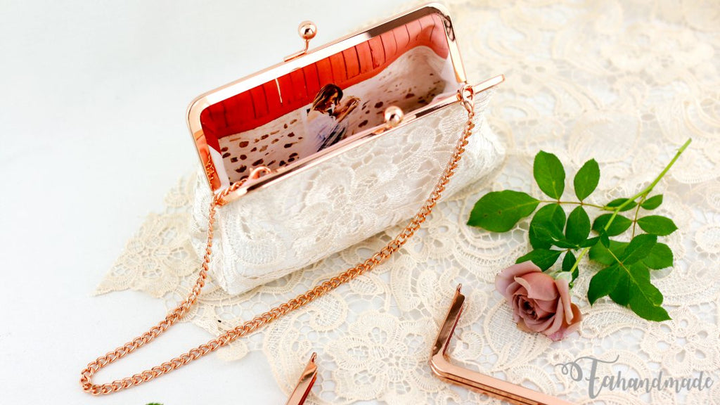Photo Clutch for Wedding Gift | PINKOASIS