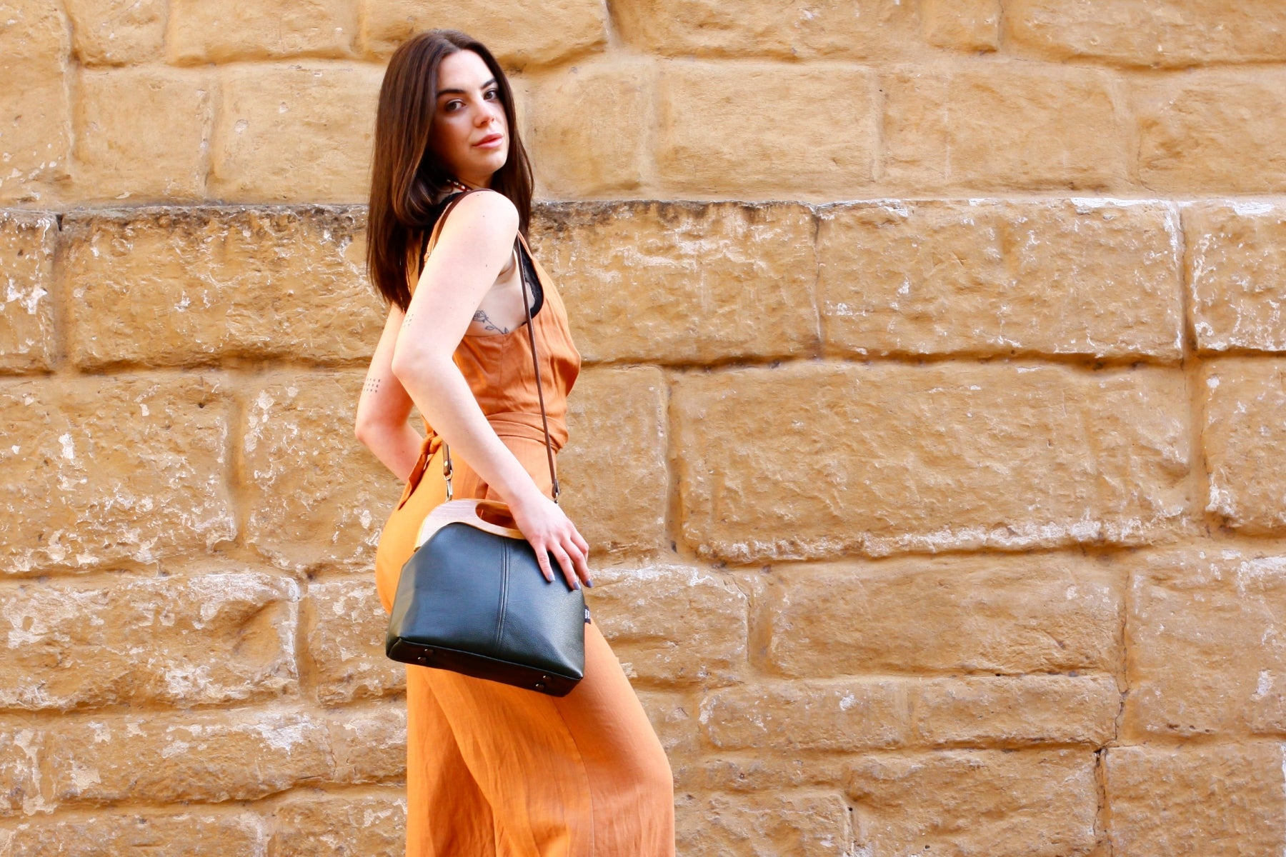 Design Your Own Leather Bag  | PINKOASIS