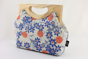 Sakura Japanese Flowers Medium Women's Clutch Bag | PINK OASIS