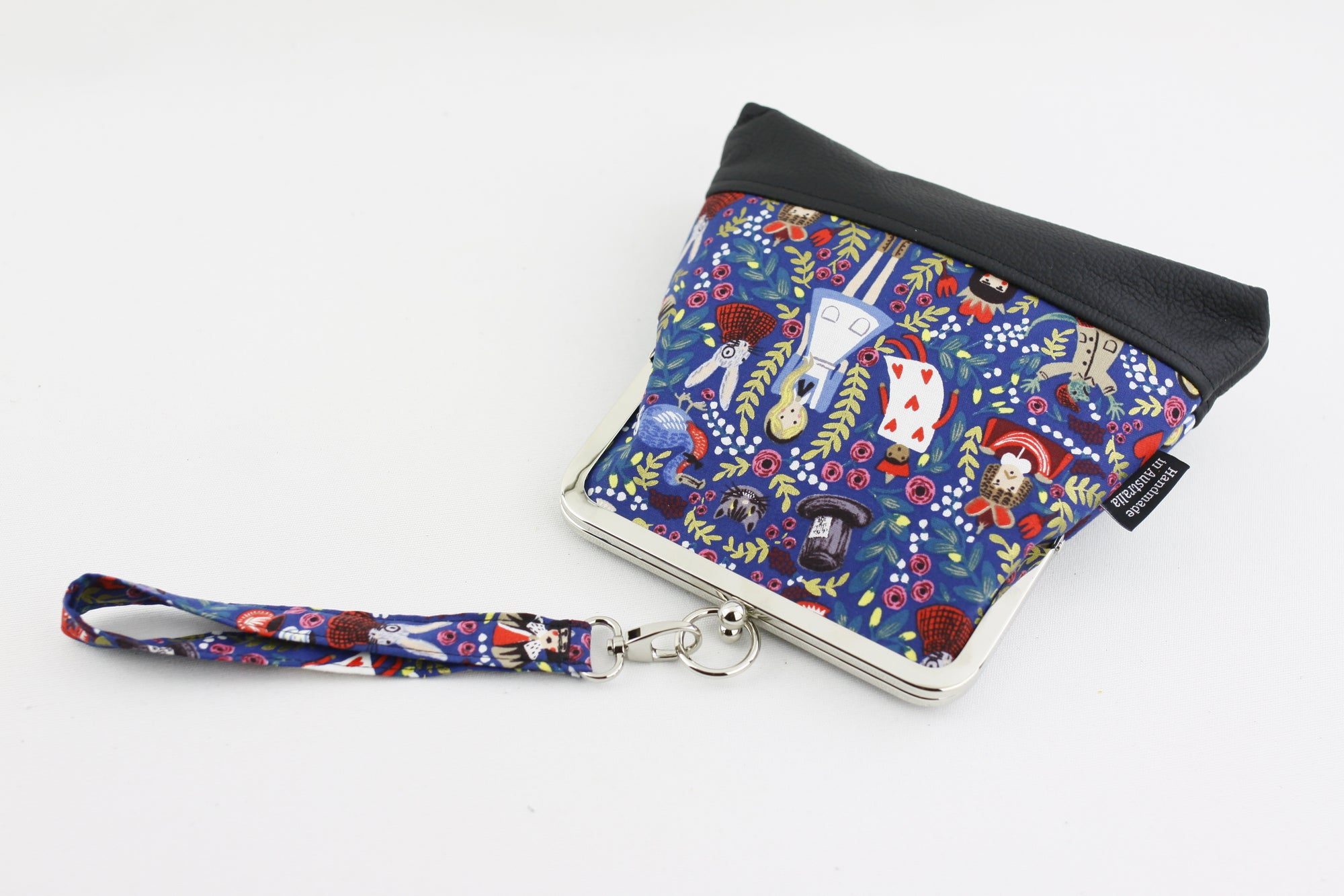 Alice in Wonderland Wristlet Bag | PINKOASIS