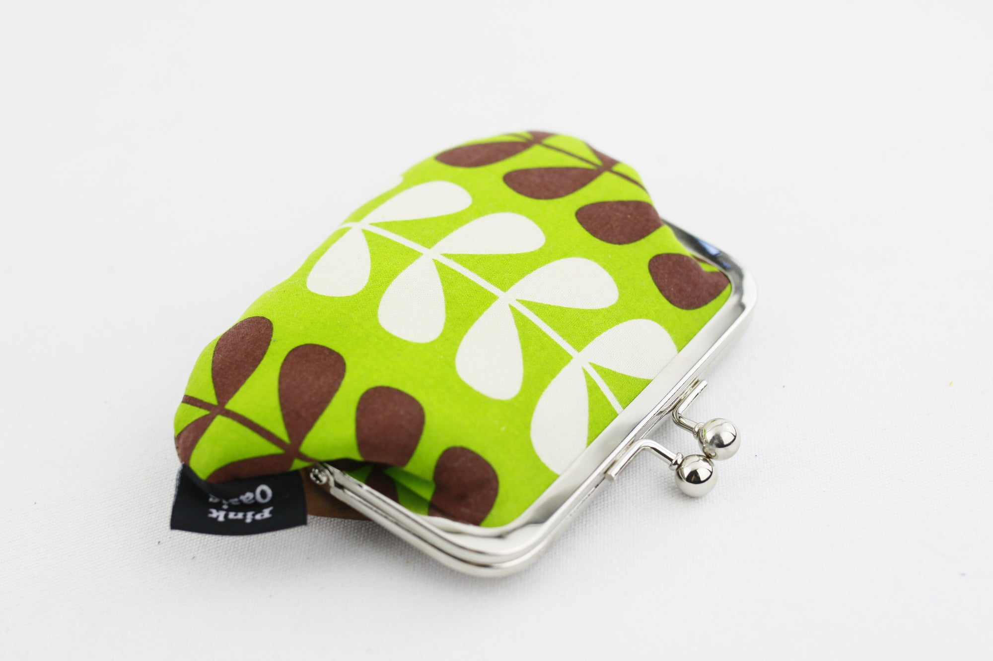 Spring Leaves Coin Purse Handmade in Australia | PINKOASIS