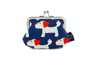 Lovely Dogs Coin Purse Handmade in Australia | PINKOASIS