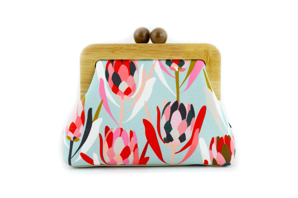 Beautiful Protea Clutch  | PINKOASIS