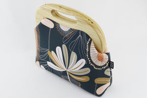Banksia Oversized Clutch Bag  | PINKOASIS