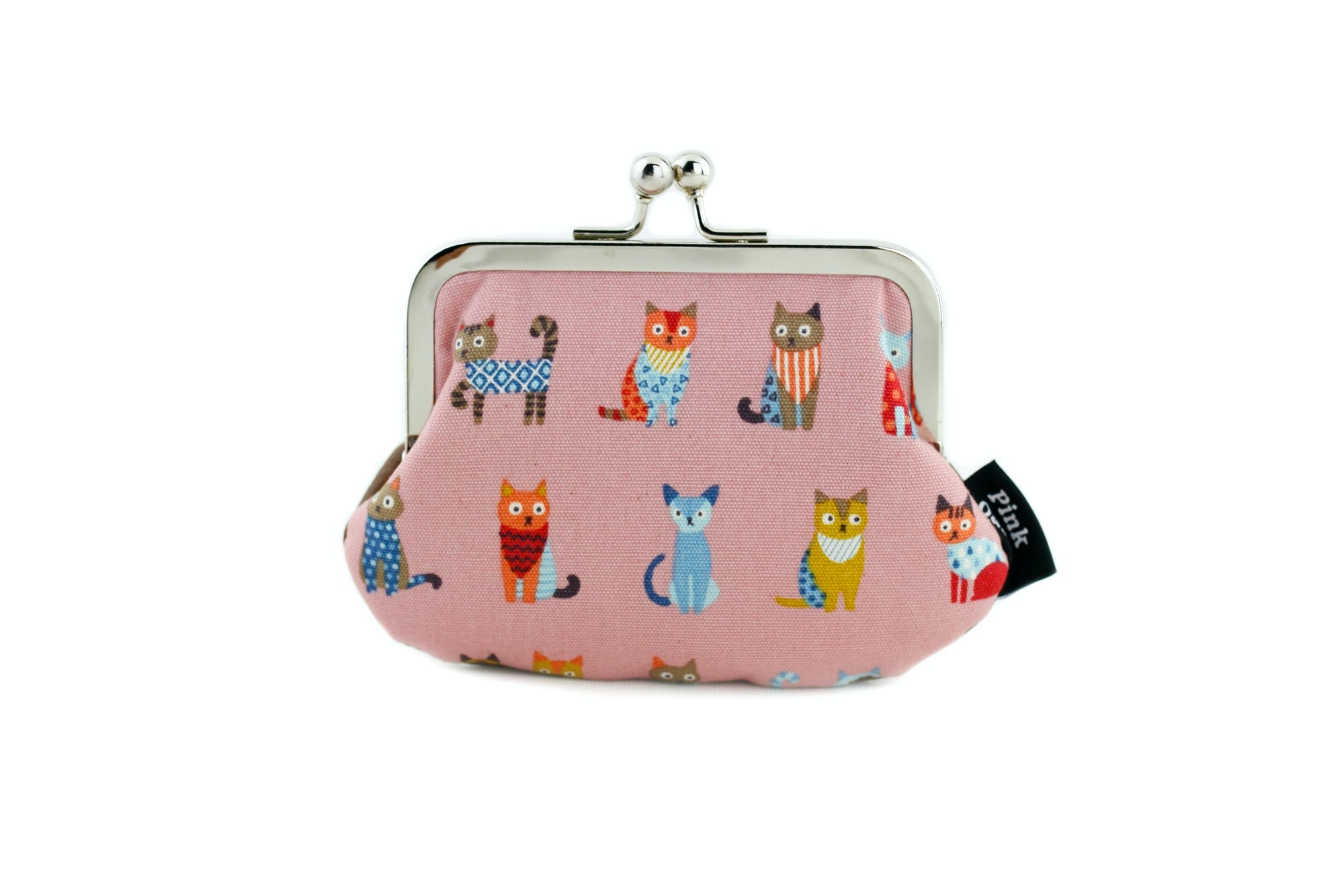 Cats Coin Purse  | PINKOASIS