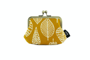 Autumn Leaves Coin Purse  | PINKOASIS