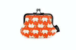 Elephants Coin Purse  | PINKOASIS