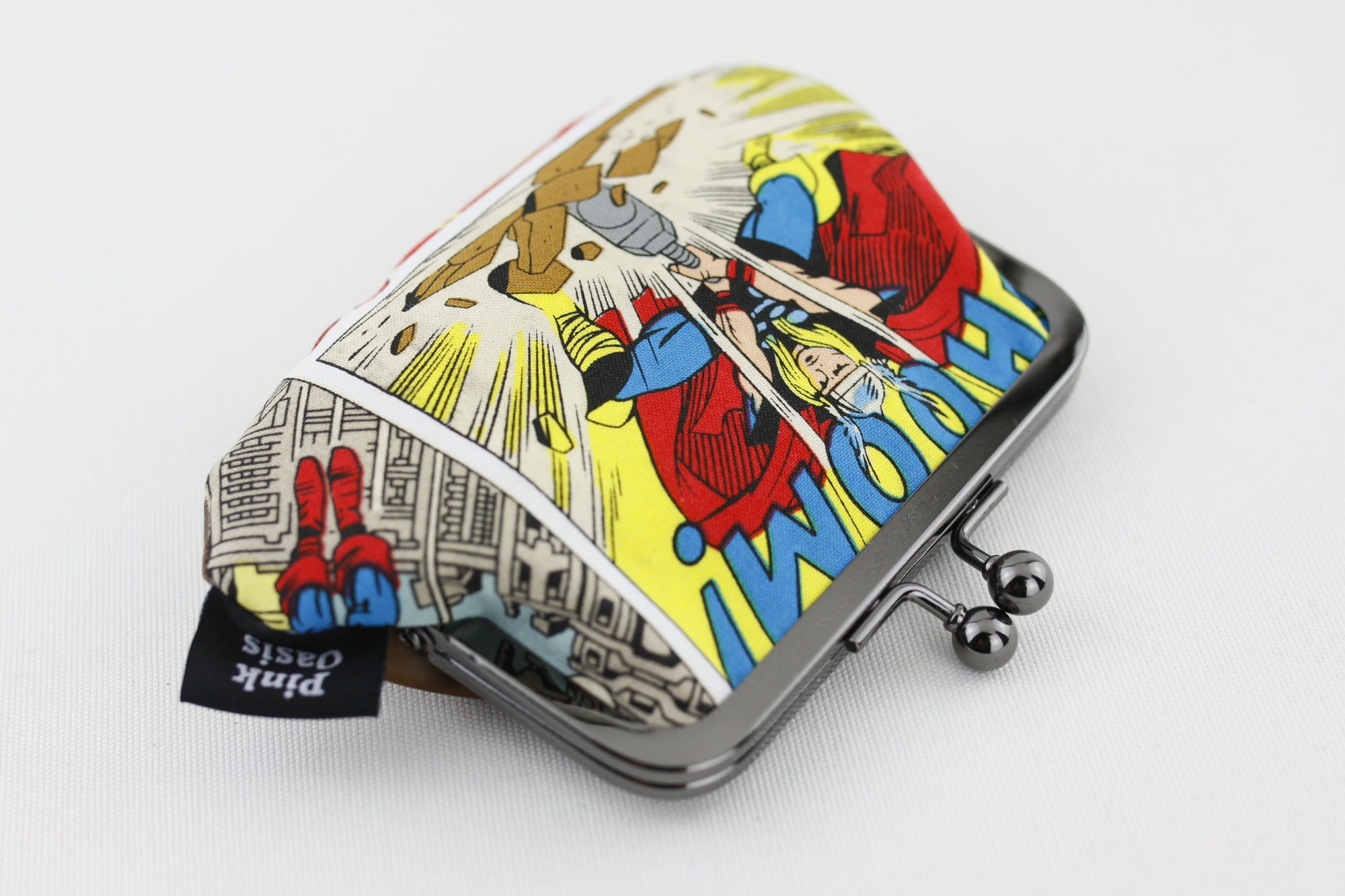 The Avengers Coin Purse | PINKOASIS