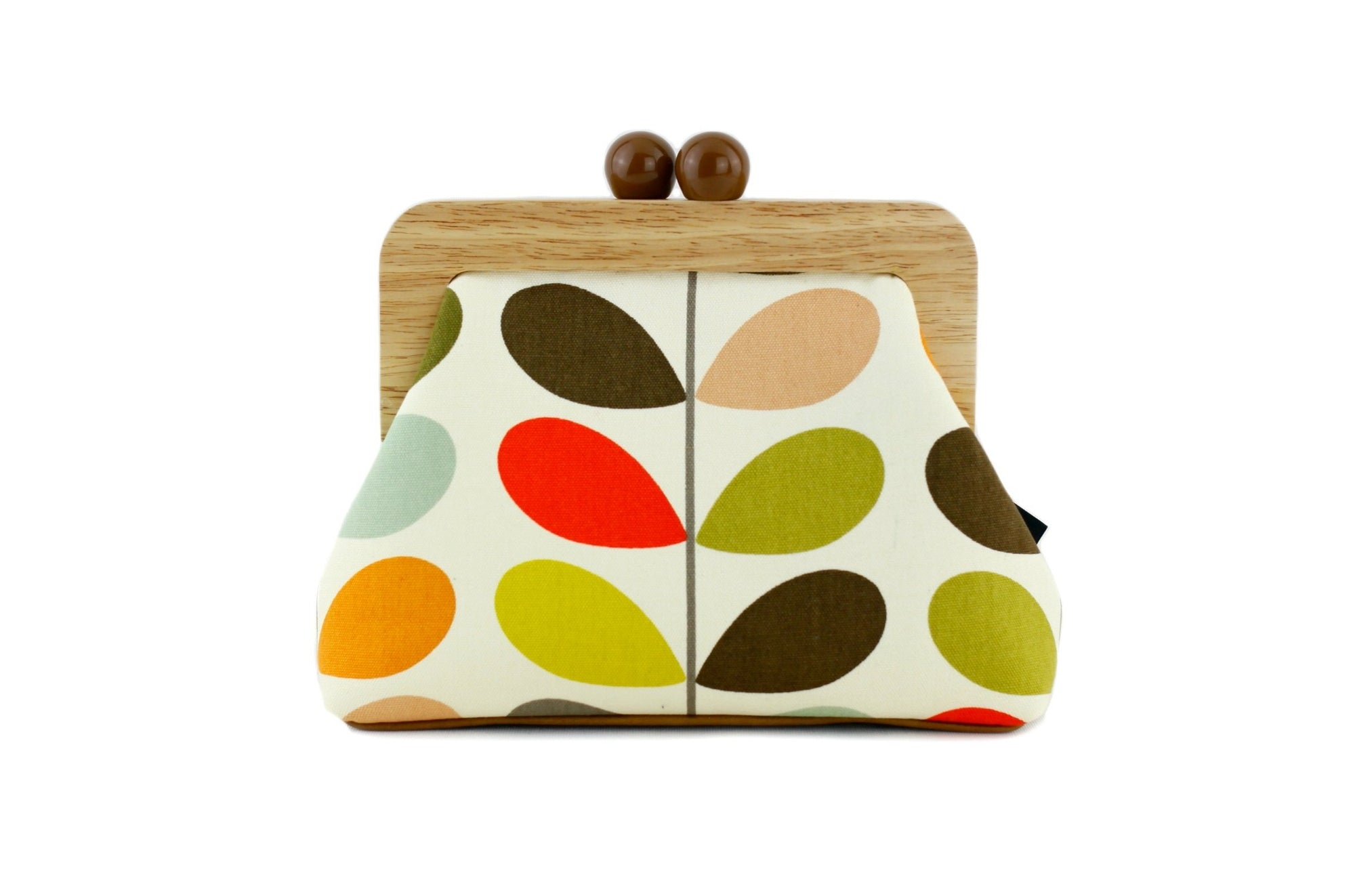 Colorful Leaves Clutch ( Limited Edition )