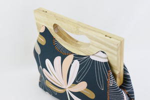 Australian Flower Banksia Medium Women's Clutch Bag | PINKOASIS