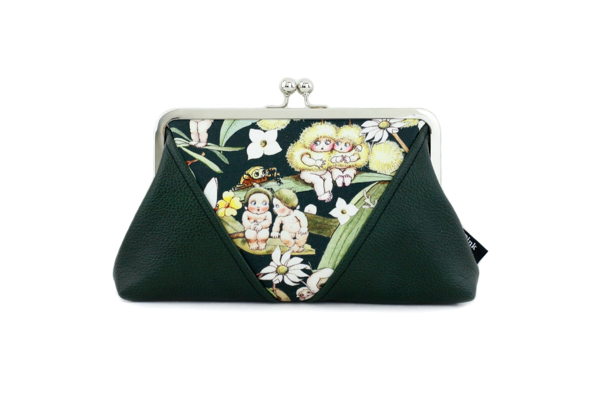 May Gibbs BushBabies Clutch Bag with Chain Strap | PINKOASIS