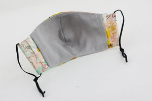 Reusable Face Mask (Kid Size) - Botanic Garden