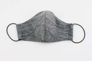 Reusable Face Mask ( Extra Large ) - Rustic Grey