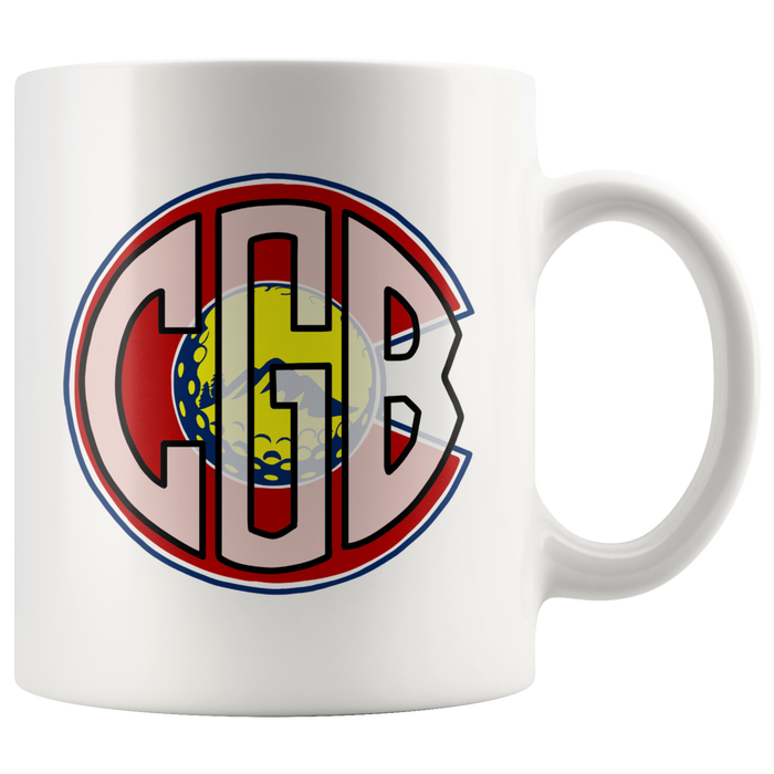 Colorado Golf Blog Mug