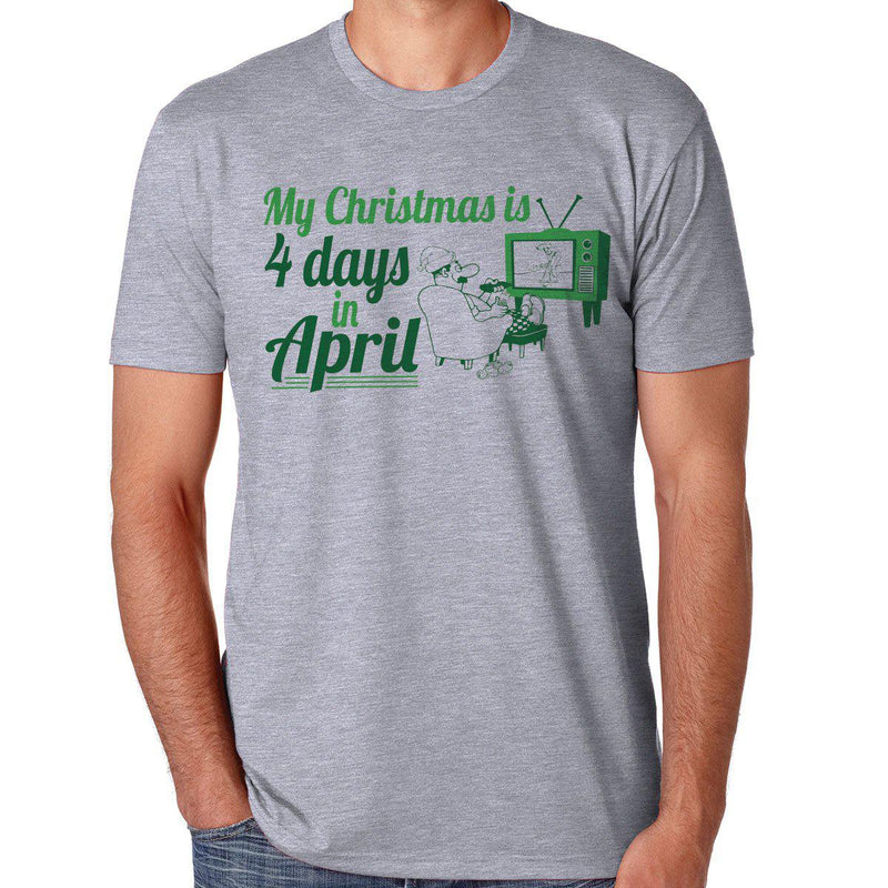4 Days in April Tee