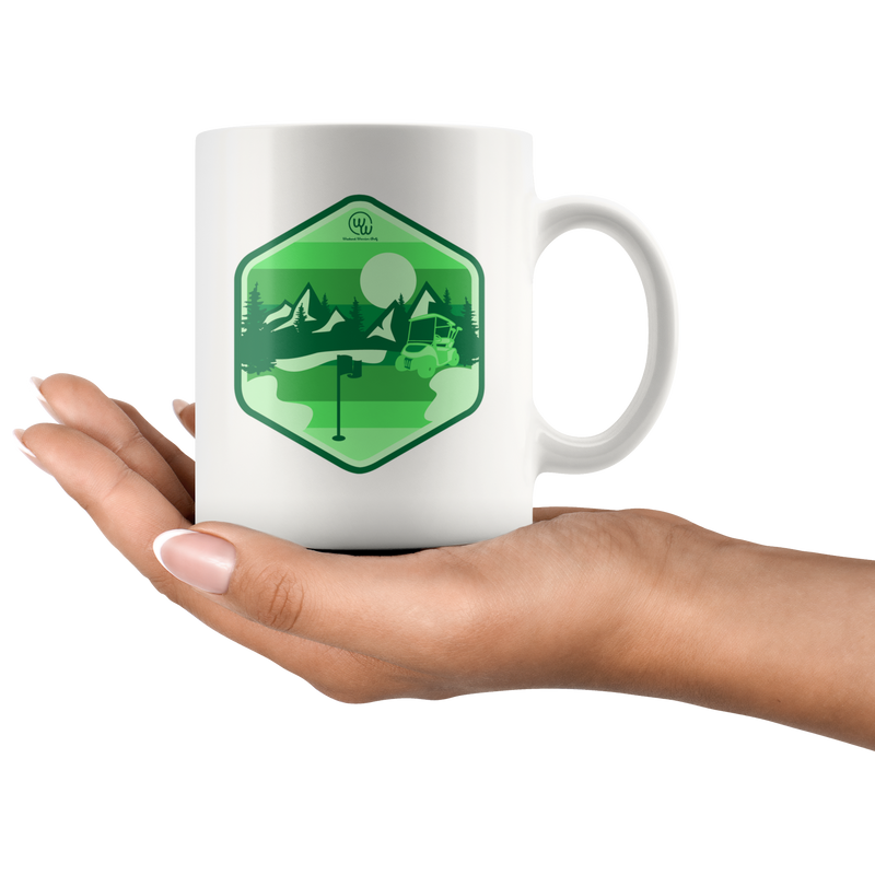 Golf In Nature Mug