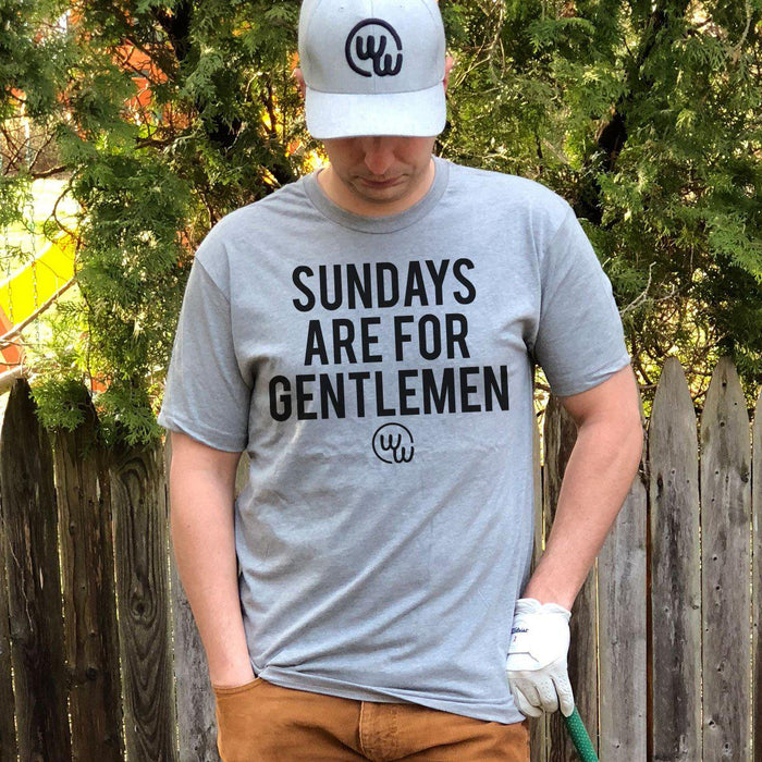 Sundays are for Gentlemen