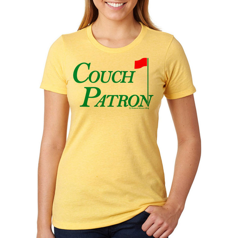 Women's Couch Patron