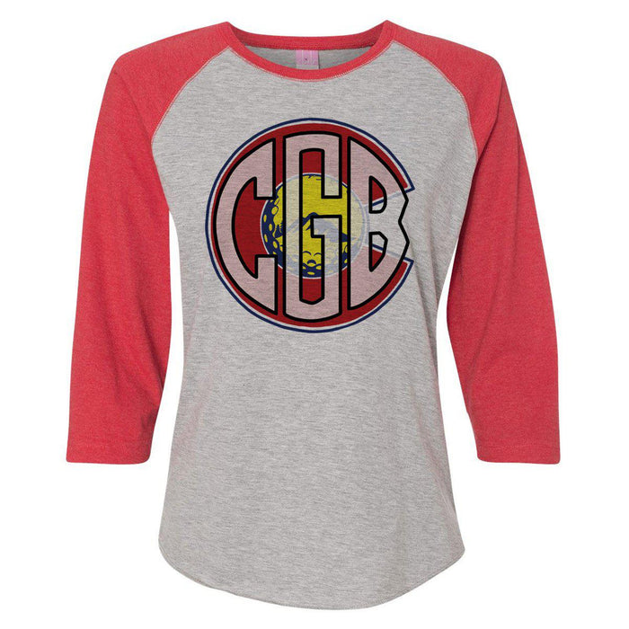 Colorado Golf Blog Women's Baseball Tee
