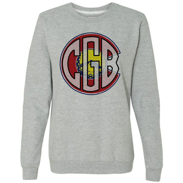 Colorado Golf Blog Women's Crewneck Sweatshirt