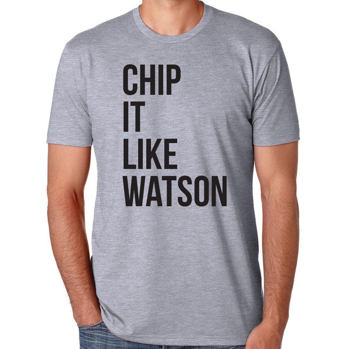 Chip It Like Watson