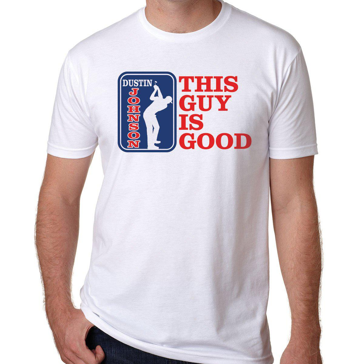 Dustin Johnson - This Guy Is Good