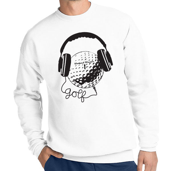 Golf & Music Crewneck