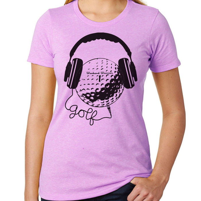 Golf & Music - Women's