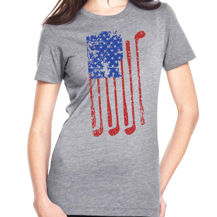 Golf USA Flag - Women's
