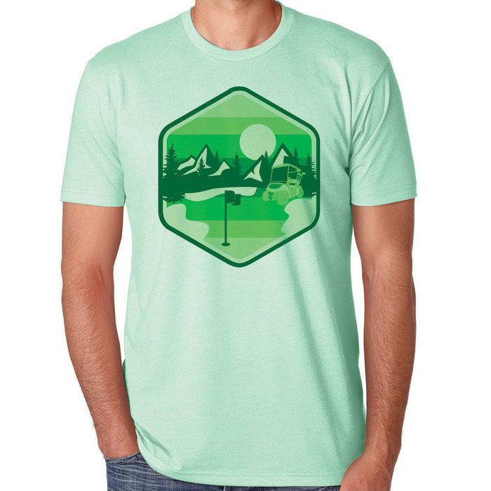 The Nature Tee - Green