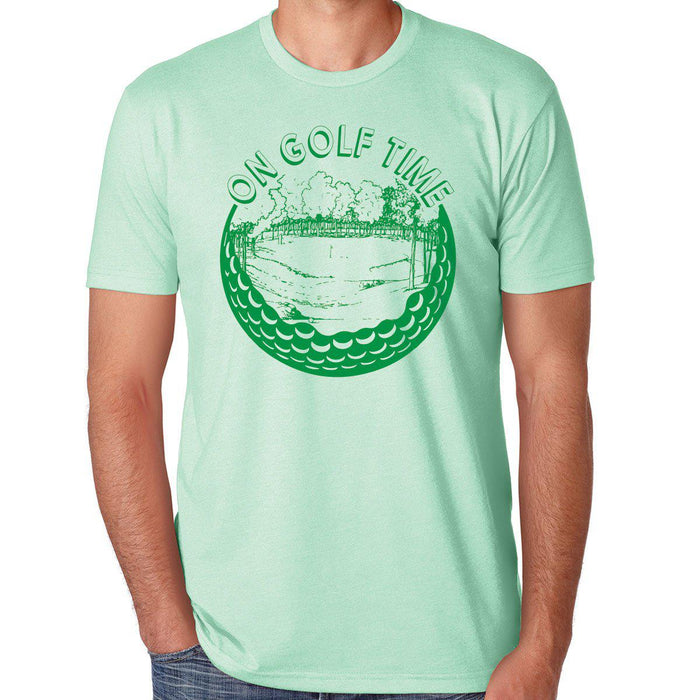 On Golf Time T-Shirt